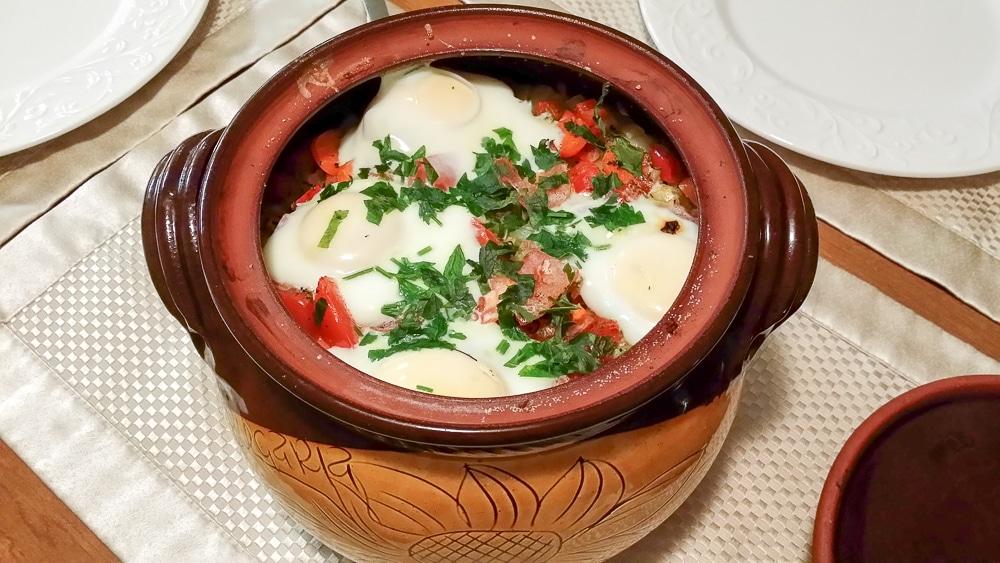 Recipe for Bulgarian Gyuveche
