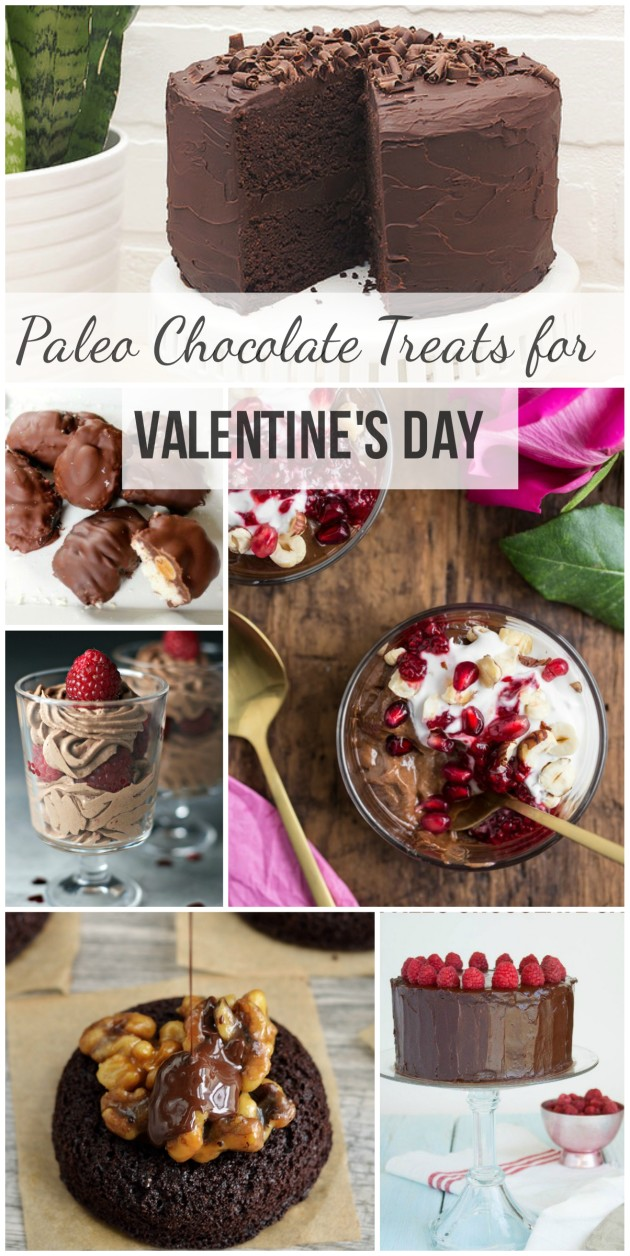 Paleo Chocolate Treats