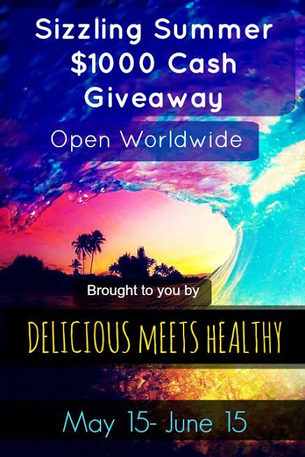 giveaway sizzling summer