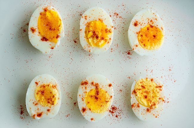 Perfect Hard Boil Eggs