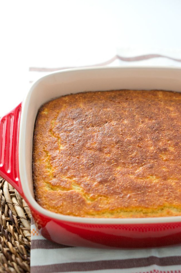 Cornbread (gluten free, grain free)