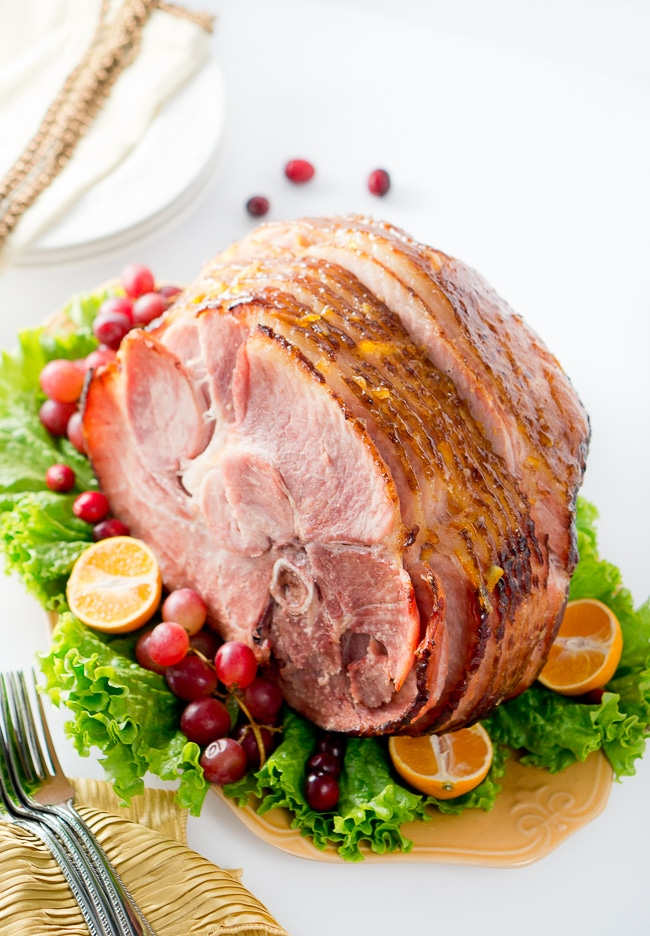 how to make ham gravy from a fully cooked ham