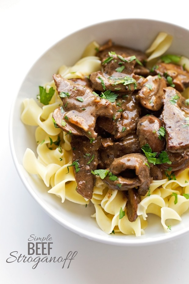 15 easy comfort food recipes delicious meets healthy beef stroganoff forumfinder