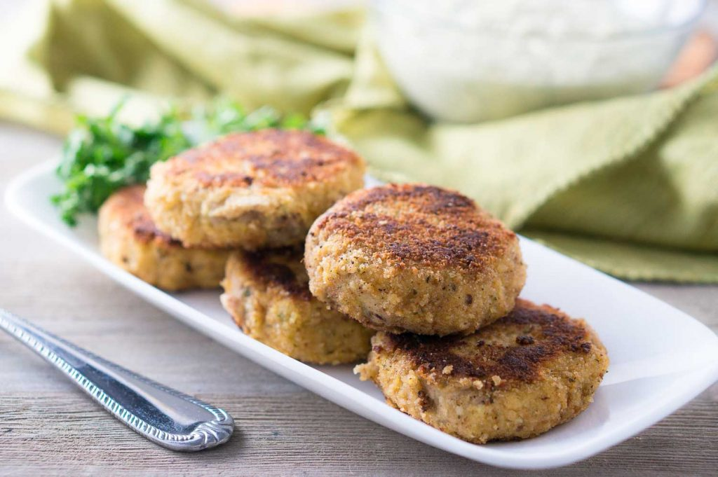 Perfect Fish Cakes and Jalapeno Remoulade