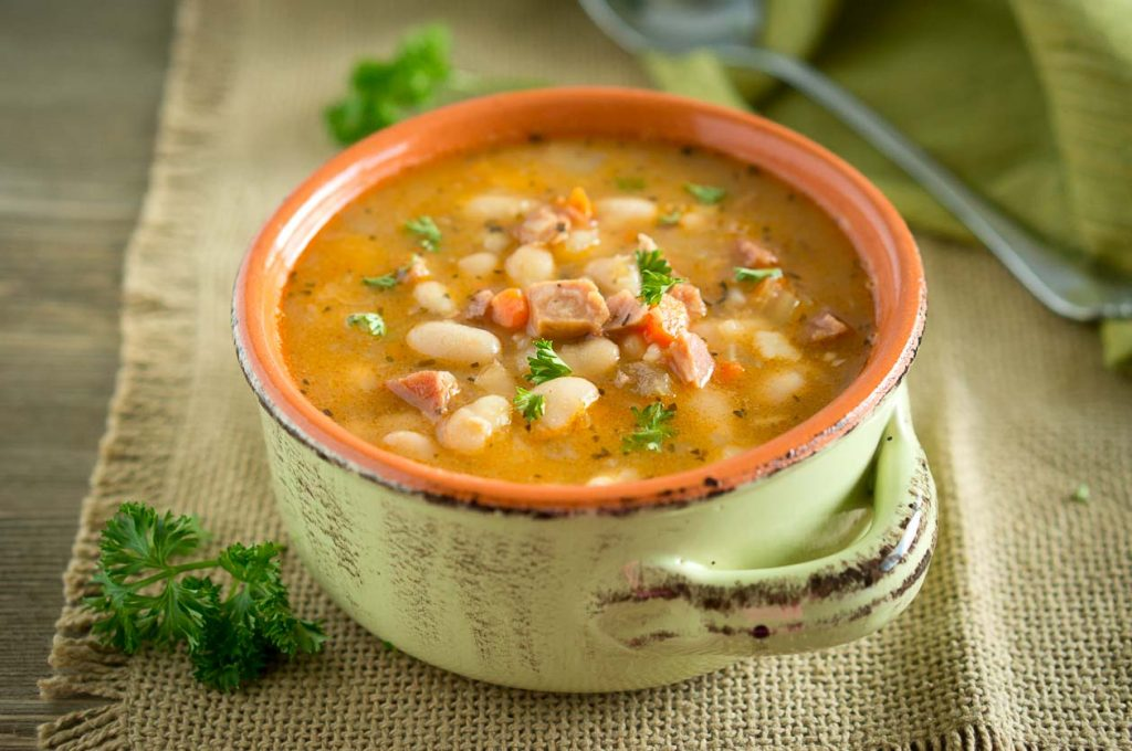 White Bean Soup - Bing images