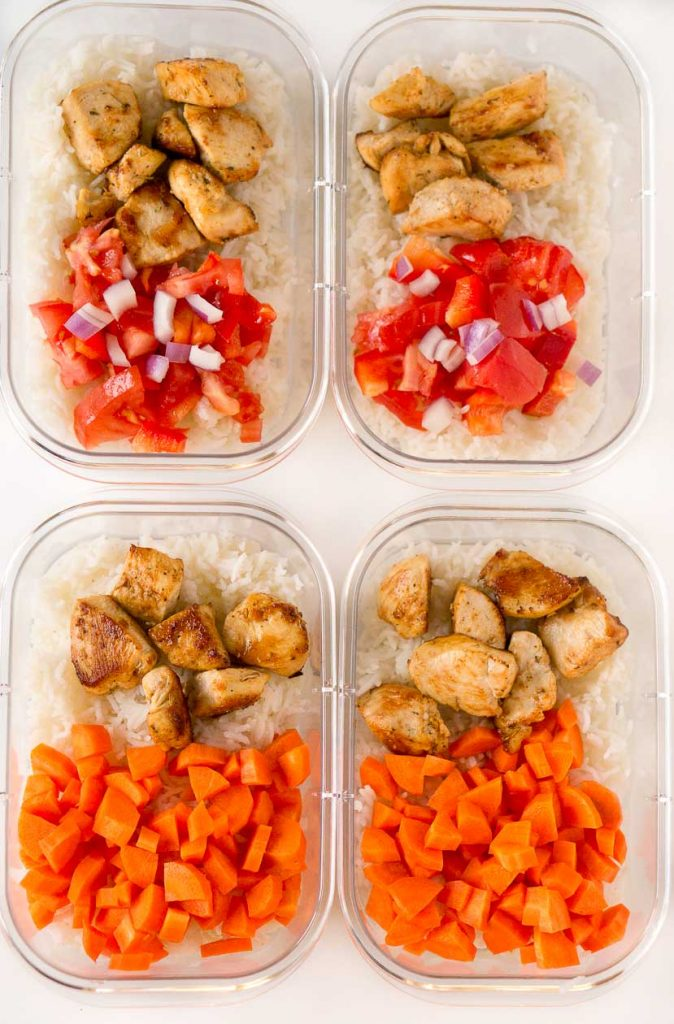 Meal Planning Tips | Delicious Meets Healthy