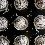 Healthy No Bake Coconut Date Bites