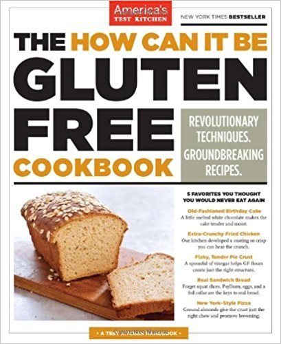 America's Test Kitchen Gluten-Free Cookbook