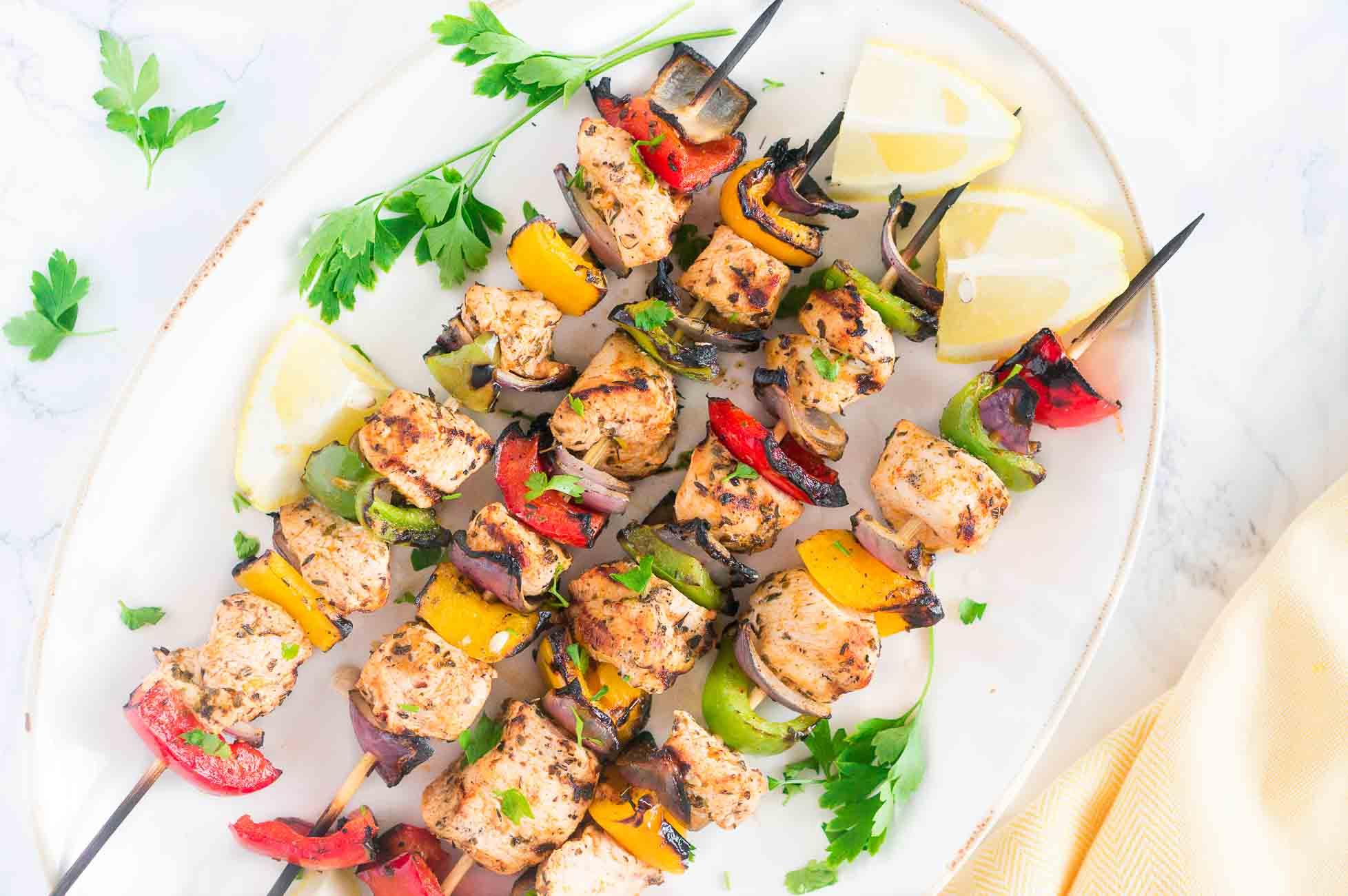 Marinade for chicken kebabs. Marinade recipes 69