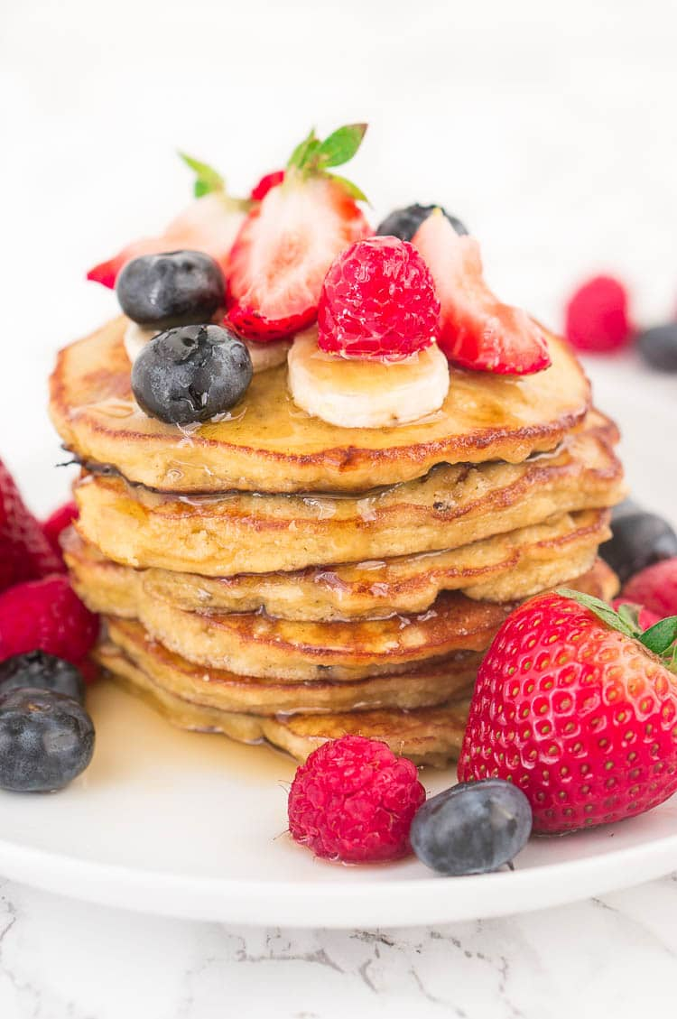 Paleo Pancakes Recipe Delicious Meets Healthy