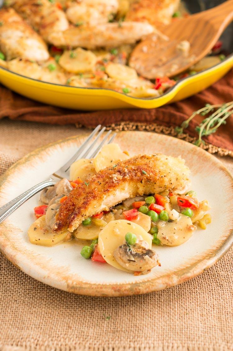 Chicken Dinner recipe