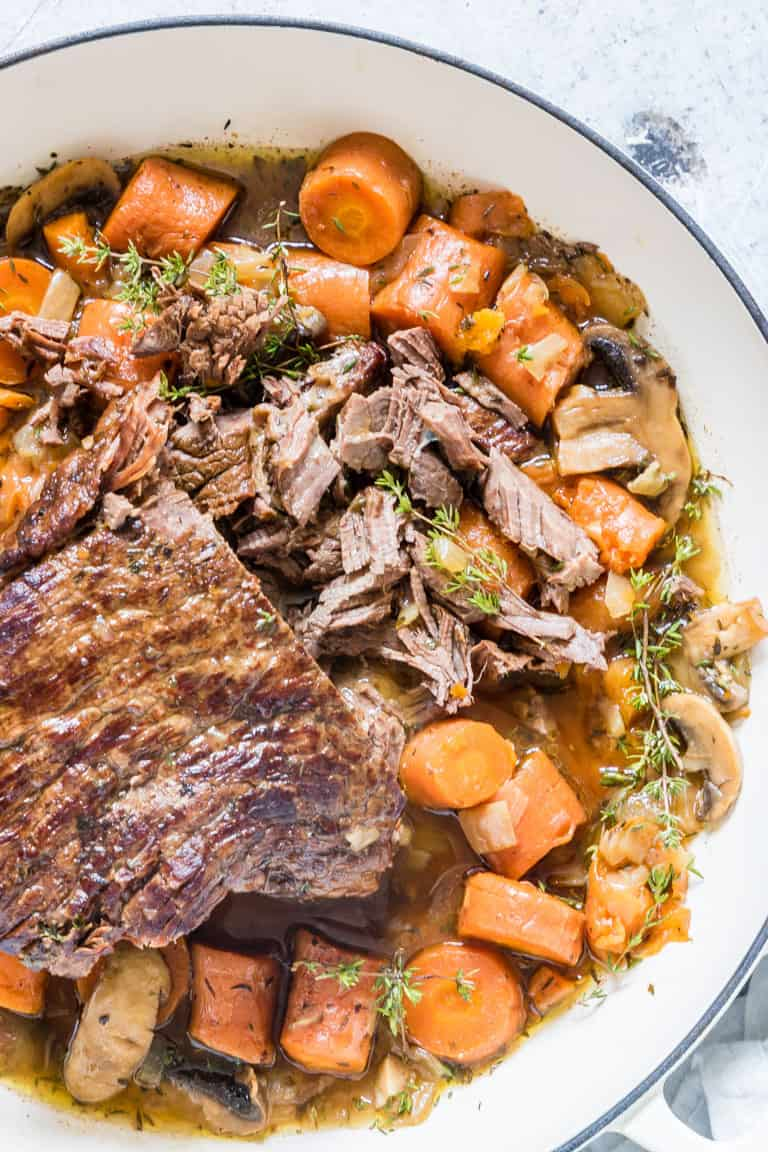 Instant Pot Whole30 Pot Roast
