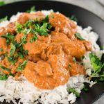 Instant Pot Chicken Tikka Masala-3